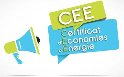 Les Certificats d'Economies d'Energies